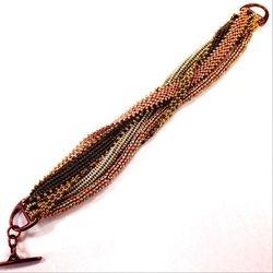 Stitch Sampler Bracelet