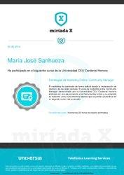 Curso Estrategias de Marketing Online. Universidad CEU Cardenal Herrera