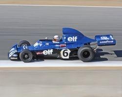 Jackie Stewart's 1972 Tyrrell 006