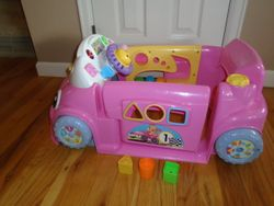Fisher Price Laugh and Learn Crawl Around Car - $35