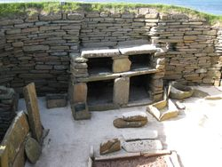 Storage solutions, neolithic-style