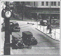 Walsall, 1933.