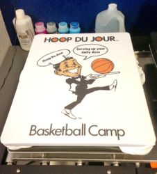 The New Hoop Du Jour T Shirt.