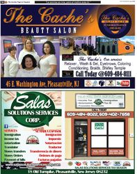 THE CACHE'S / SALAS SOLUTIONS CORP