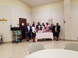 Celebrating Pink for Cancer Awareness