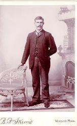 Benjamin P. Skewis, photographer of Windom, MN