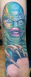 Brian's Creature from the Black Lagoon