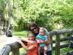 Amiee, Alanna and Addie