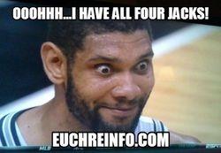 Ooohhh...I have all 4 jacks!