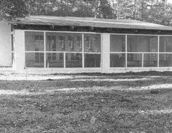 Datha Island Kate Gleason cottage - 1950s