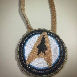 Startrek medallion