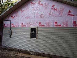 new siding and windows