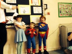 Some Super kids in action