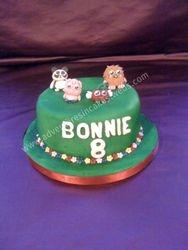 Moshie Monster Cake