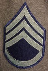 101st ABN. DIB. Military Policeman: