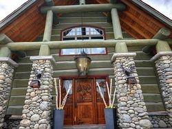 Exterior Stone Pillars