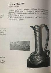 Information Livre sur la sculpture Belge