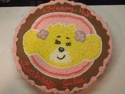 Bear Cake (View 1)