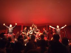 Red Hot Chili Pipers in Loon Mountain!
