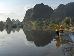 el rio yulong