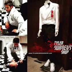 Fight Club Waiter outfit