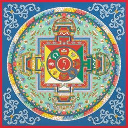 Mandala of White Tara