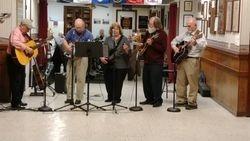 Virginia-Carolina Band at Vinton VFW