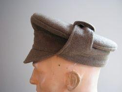 Gor-Blimey OR's cap