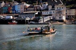 Dartmouth Ferry, Devon