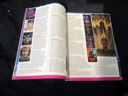 Page Spread of The Top 100 Sci-Fi Films of All Time (and Space) with My Mini-Review of Avatar in Starburst Magazine #473: The Top 100 Sci-Fi Films of All Time (and Space) Collectors? Edition