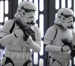 Storm Trooper Deluxe