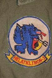 "HAS(L) 3, ""Seawolves"", LT.JG."