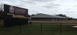 Champion Cowboy Church