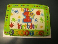 Colorful Birthday