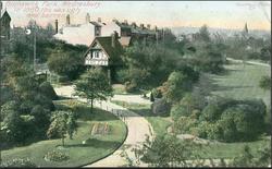 Wednesbury. c 1908.