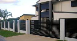 Fence Panels, Sliding Gate, Pedestrian Gate