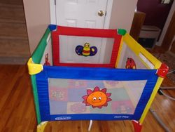 Graco Pack 'N Play Playard Totbloc with Integrated Toys - $70