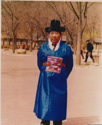 My beloved Father in Korea