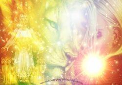 Feline priestess of the sun