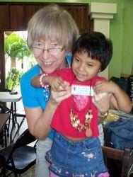 Karen & One Little Rose #4