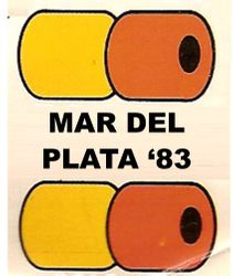 1983 - Mar del Plata, Argentina