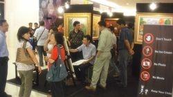 pameran lukisan 2011 tang city