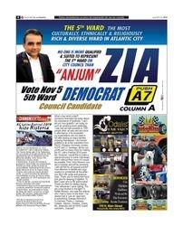 ZIA FOR AC COUNCIL / AC LATINO FESTIVAL HIZO HISTORIA