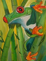 Caribbean Amphibian
