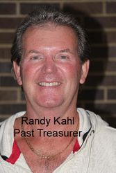 Randy Kahl - Past Treasurer
