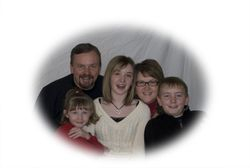 Scott and Becky Symes & children