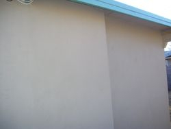 Stucco, Facia, Soffit, and Paint