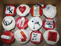 CC31- Doctor Cupcakes