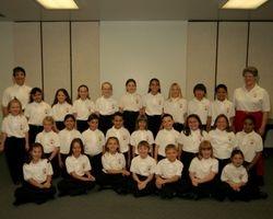 Apprentice Choir 2006-2007