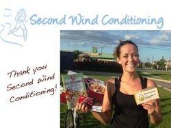 Second Wind Conditioning winner
